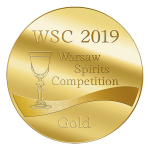 Warsaw Spirits Competition Gold