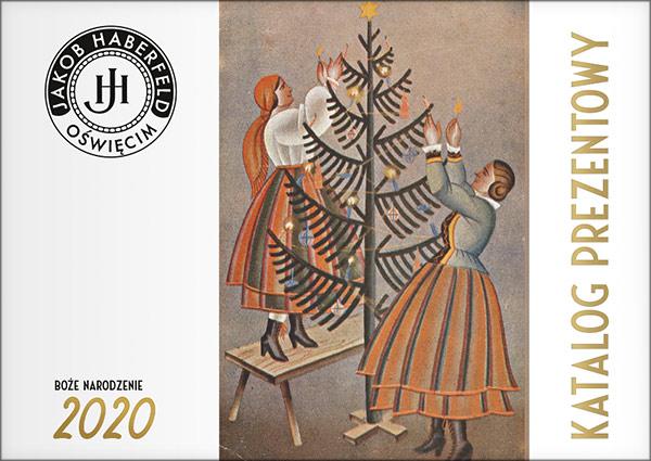 Jakob Haberfeld - katalog prezentowy 2020